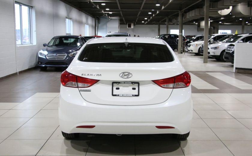2013 Hyundai Elantra GLS A/C TOIT MAGS BLUETOOTH #5