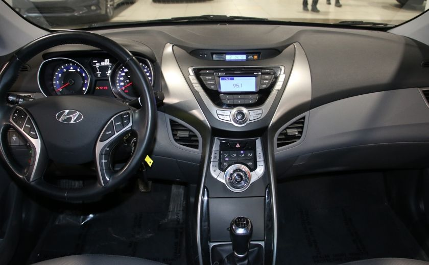 2013 Hyundai Elantra GLS A/C TOIT MAGS BLUETOOTH #11