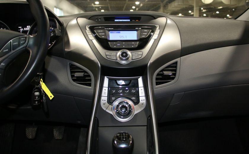 2013 Hyundai Elantra GLS A/C TOIT MAGS BLUETOOTH #14