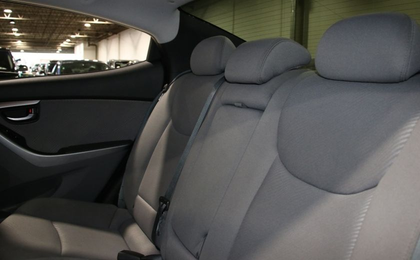 2013 Hyundai Elantra GLS A/C TOIT MAGS BLUETOOTH #18