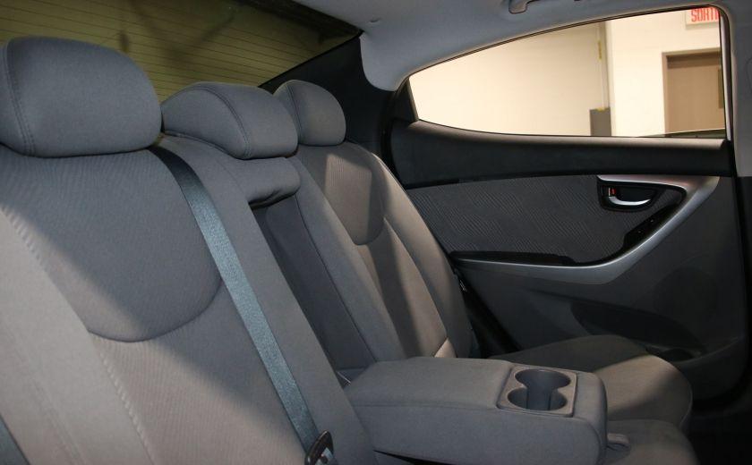 2013 Hyundai Elantra GLS A/C TOIT MAGS BLUETOOTH #20