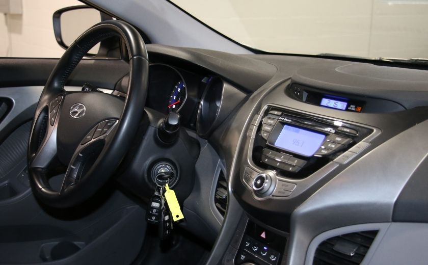 2013 Hyundai Elantra GLS A/C TOIT MAGS BLUETOOTH #22