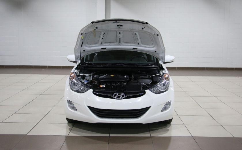 2013 Hyundai Elantra GLS A/C TOIT MAGS BLUETOOTH #25