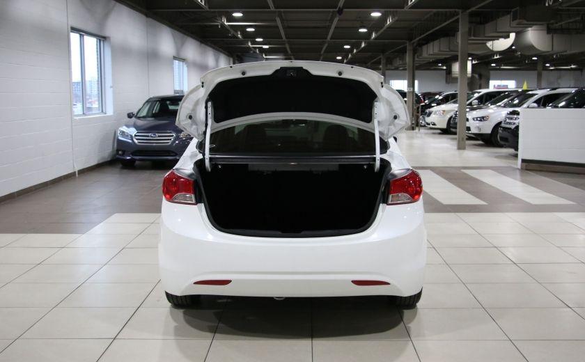 2013 Hyundai Elantra GLS A/C TOIT MAGS BLUETOOTH #26