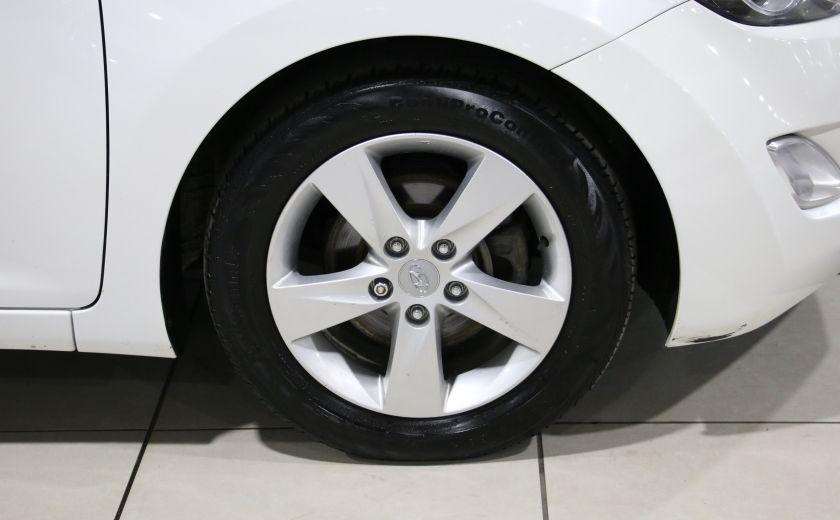 2013 Hyundai Elantra GLS A/C TOIT MAGS BLUETOOTH #28