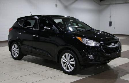 2011 Hyundai Tucson Limited AWD AUTO A/C CUIR TOIT MAGS BLUETOOTH #0