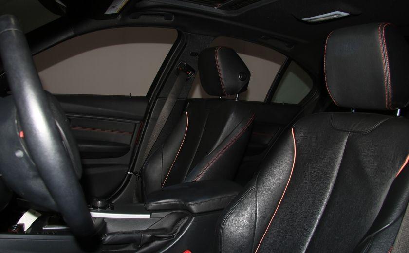 2013 BMW 328I 328i xDrive SPORT PACK AWD CUIR TOIT MAGS #9