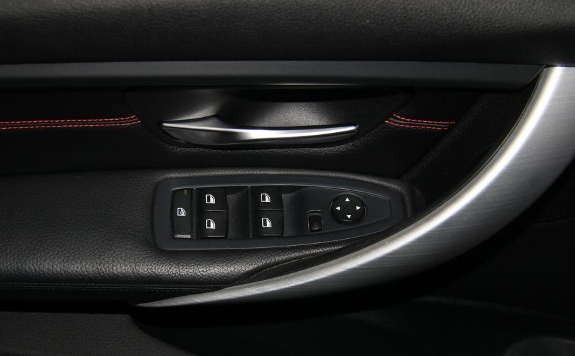 2013 BMW 328I 328i xDrive SPORT PACK AWD CUIR TOIT MAGS #10