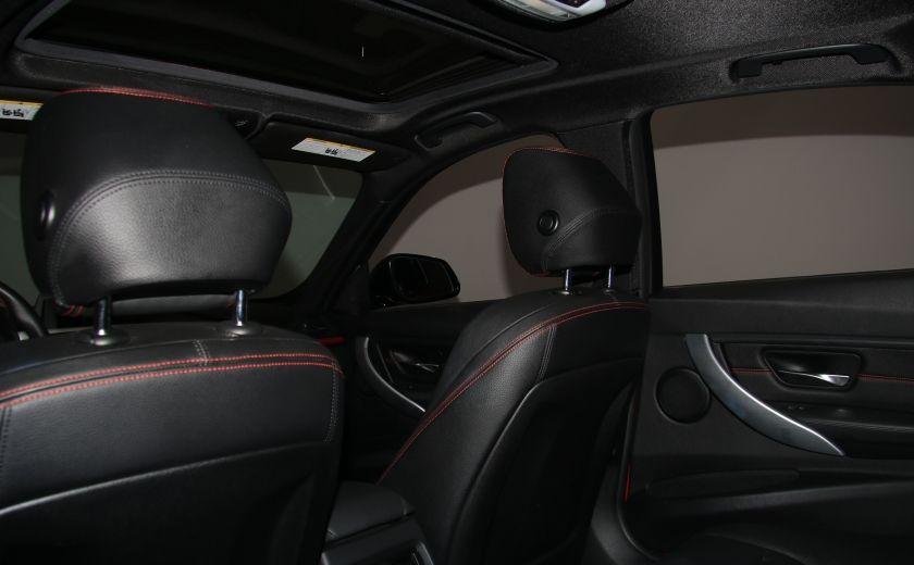 2013 BMW 328I 328i xDrive SPORT PACK AWD CUIR TOIT MAGS #20