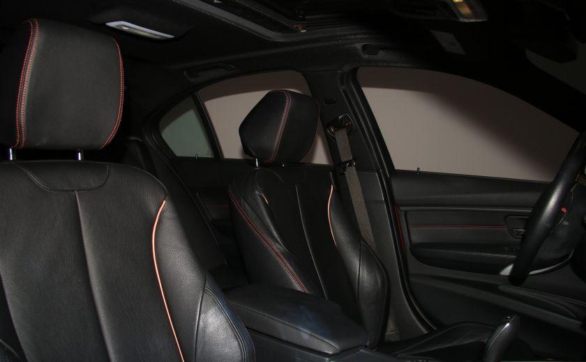 2013 BMW 328I 328i xDrive SPORT PACK AWD CUIR TOIT MAGS #26