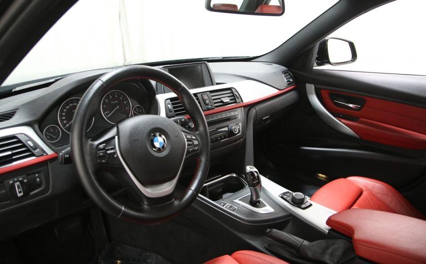 2013 BMW 328I 328i xDrive SPORT PACK AWD CUIR TOIT #9