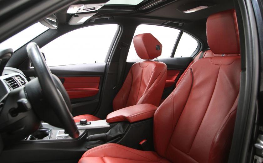 2013 BMW 328I 328i xDrive SPORT PACK AWD CUIR TOIT #10