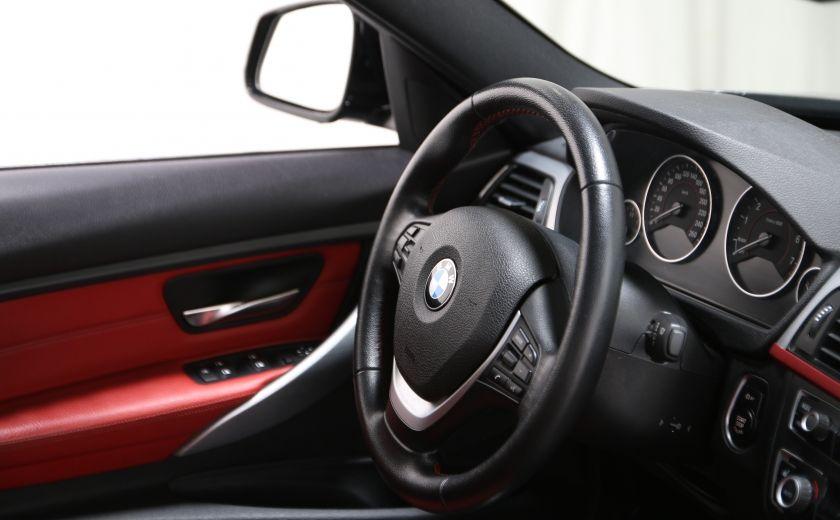 2013 BMW 328I 328i xDrive SPORT PACK AWD CUIR TOIT #19