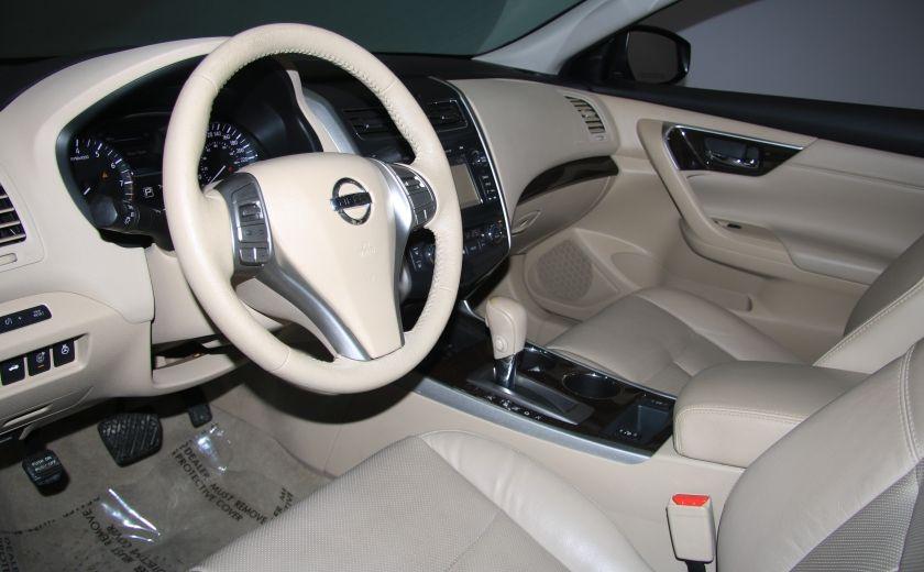 2014 Nissan Altima 2.5 SL A/C CUIR TOIT NAV MAGS BLUETOOTH #7