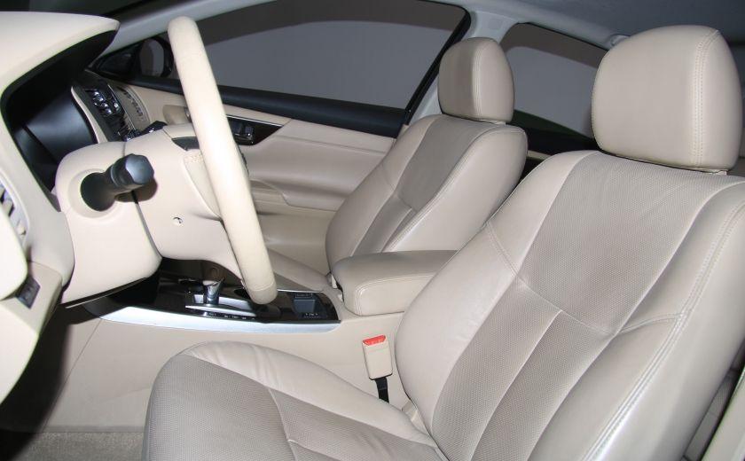 2014 Nissan Altima 2.5 SL A/C CUIR TOIT NAV MAGS BLUETOOTH #8