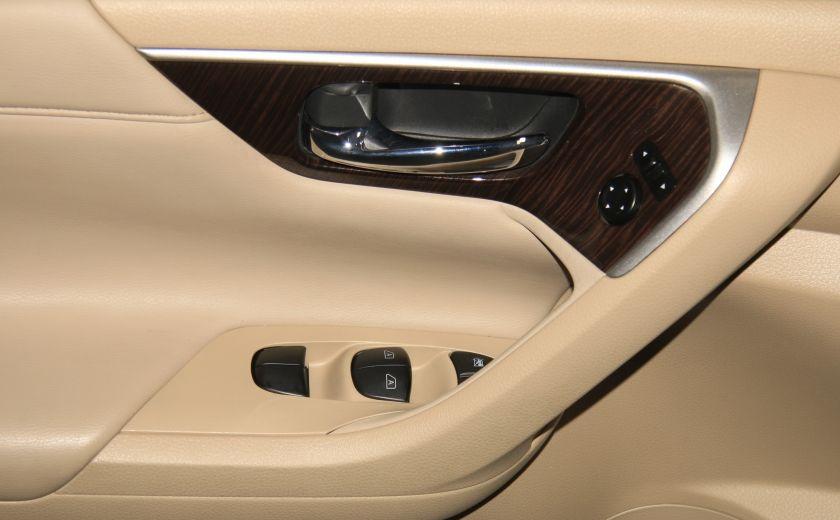 2014 Nissan Altima 2.5 SL A/C CUIR TOIT NAV MAGS BLUETOOTH #9