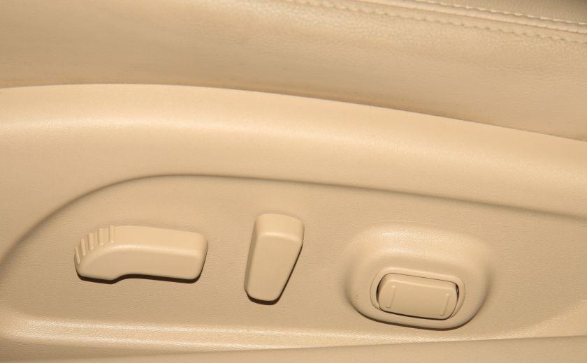 2014 Nissan Altima 2.5 SL A/C CUIR TOIT NAV MAGS BLUETOOTH #10