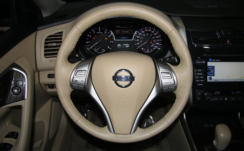 2014 Nissan Altima 2.5 SL A/C CUIR TOIT NAV MAGS BLUETOOTH #14