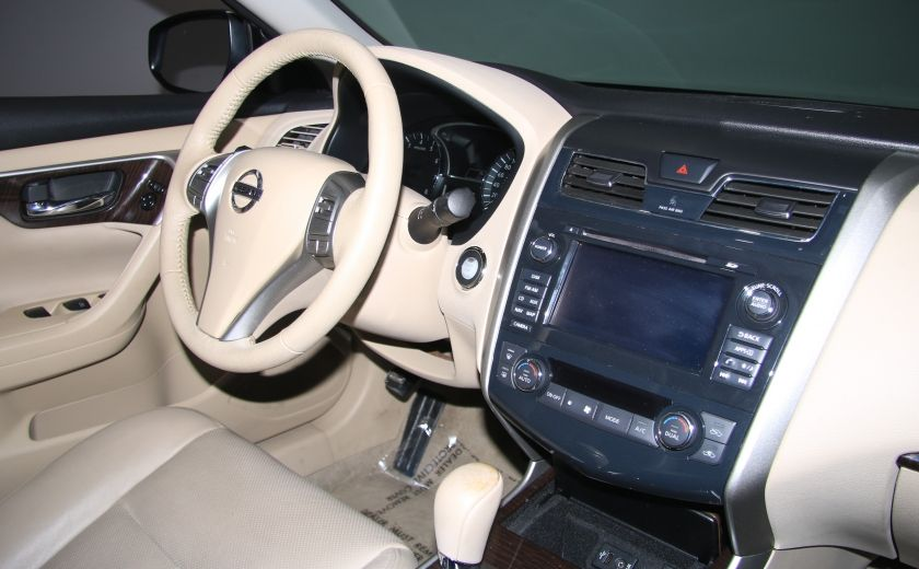 2014 Nissan Altima 2.5 SL A/C CUIR TOIT NAV MAGS BLUETOOTH #27
