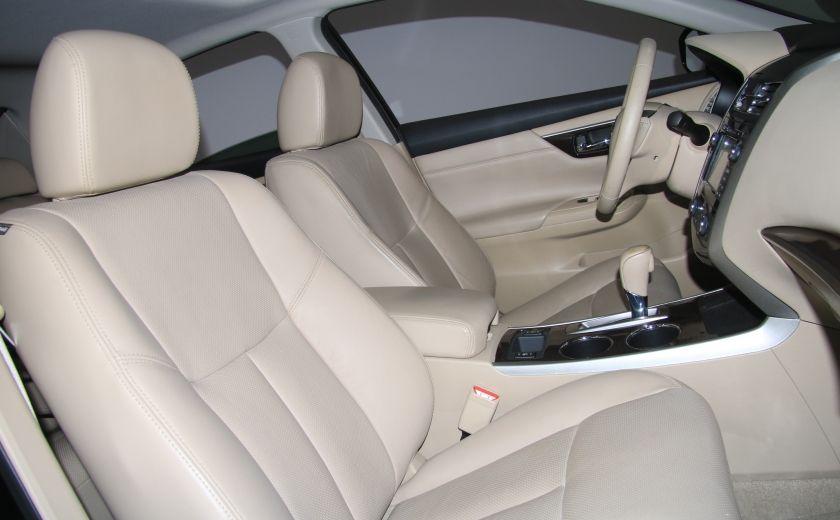2014 Nissan Altima 2.5 SL A/C CUIR TOIT NAV MAGS BLUETOOTH #28