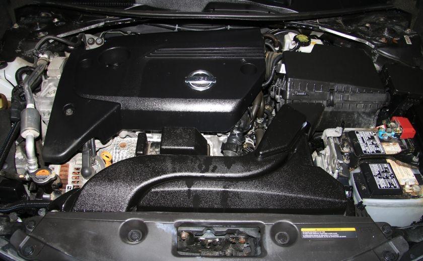 2014 Nissan Altima 2.5 SL A/C CUIR TOIT NAV MAGS BLUETOOTH #29