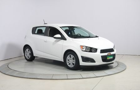 2015 Chevrolet Sonic LT AUTO A/C GR ELECT MAGS BLUETHOOT CAMERA RECUL #0