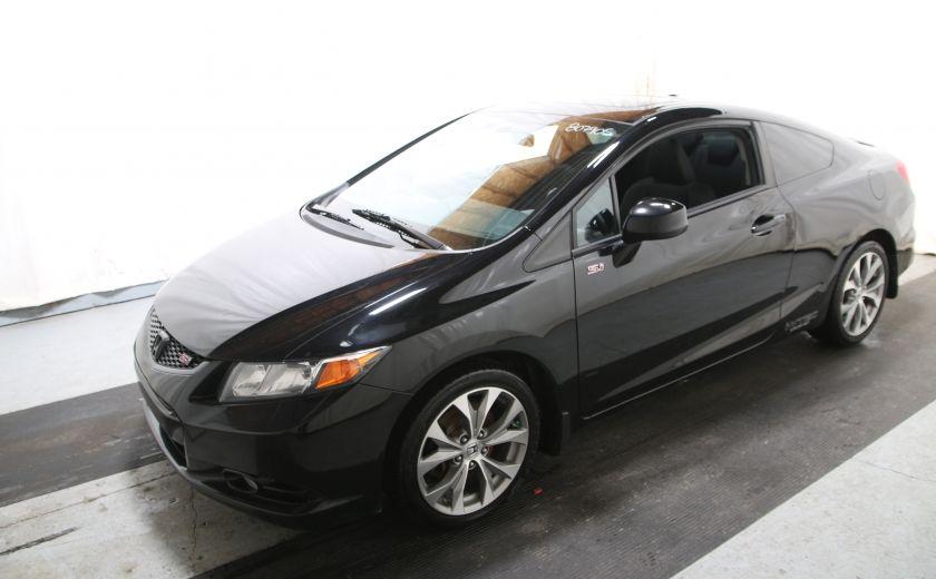 2012 Honda Civic Si A/C TOIT MAGS BLUETOOTH NAV #2