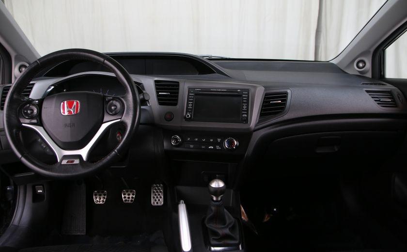 2012 Honda Civic Si A/C TOIT MAGS BLUETOOTH NAV #10