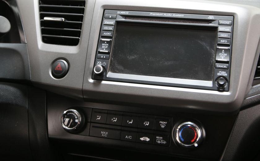 2012 Honda Civic Si A/C TOIT MAGS BLUETOOTH NAV #12