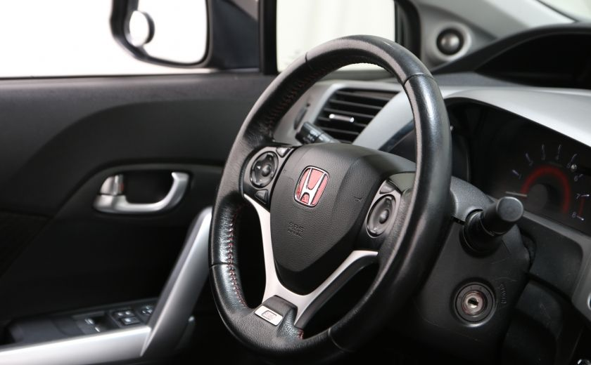 2012 Honda Civic Si A/C TOIT MAGS BLUETOOTH NAV #18