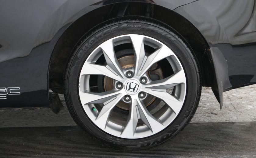 2012 Honda Civic Si A/C TOIT MAGS BLUETOOTH NAV #25