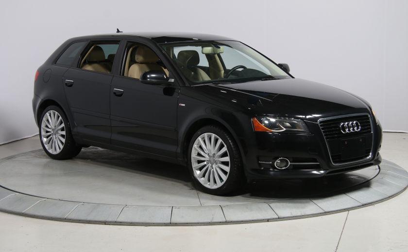 2013 Audi A3 Progressiv AUTO A/C CUIR TOIT MAGS BLUETOOTH #0