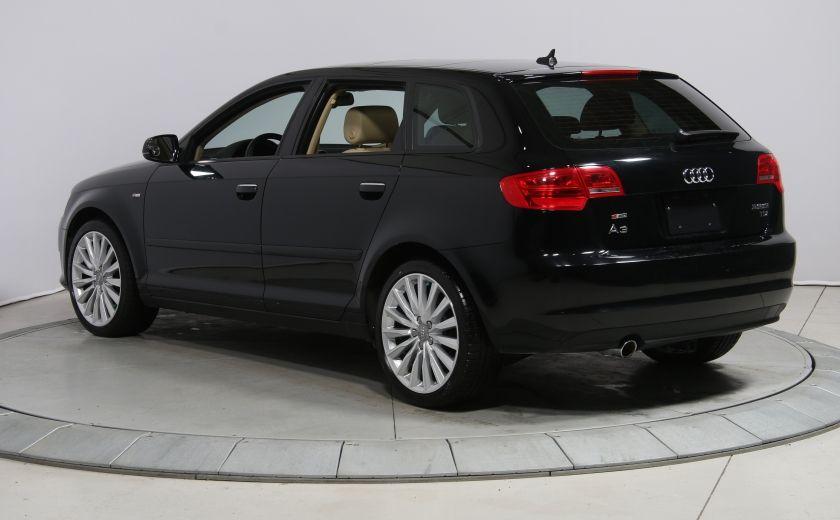 2013 Audi A3 Progressiv AUTO A/C CUIR TOIT MAGS BLUETOOTH #4