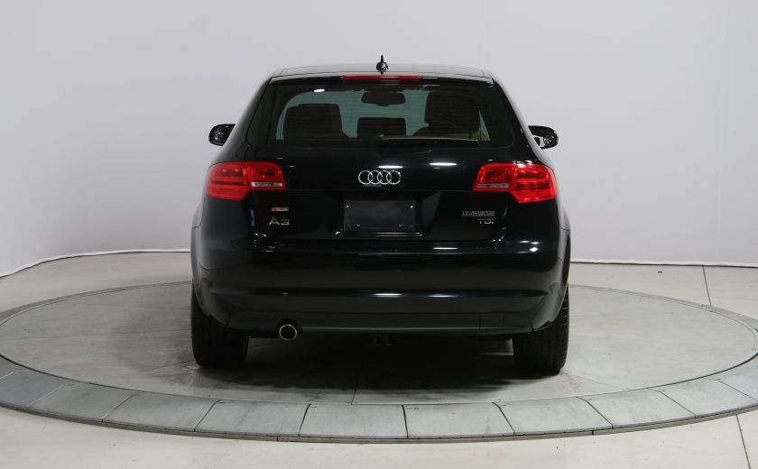 2013 Audi A3 Progressiv AUTO A/C CUIR TOIT MAGS BLUETOOTH #5