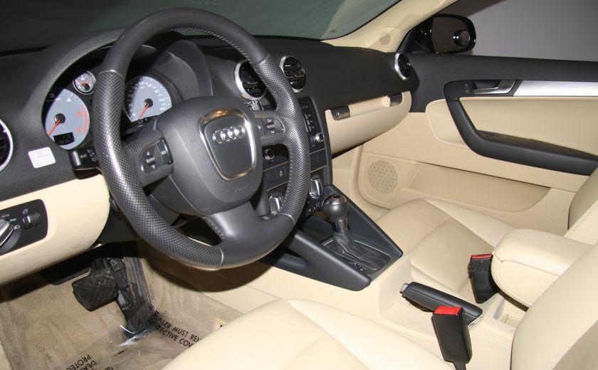 2013 Audi A3 Progressiv AUTO A/C CUIR TOIT MAGS BLUETOOTH #8