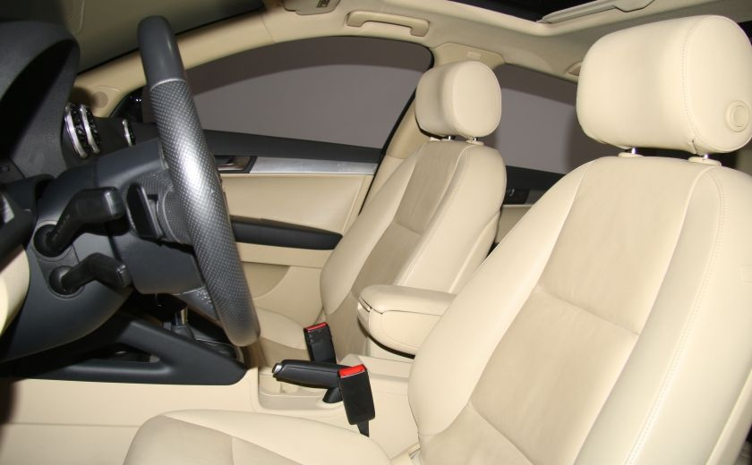 2013 Audi A3 Progressiv AUTO A/C CUIR TOIT MAGS BLUETOOTH #9
