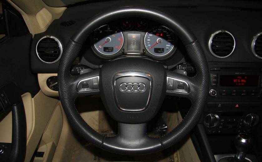2013 Audi A3 Progressiv AUTO A/C CUIR TOIT MAGS BLUETOOTH #15