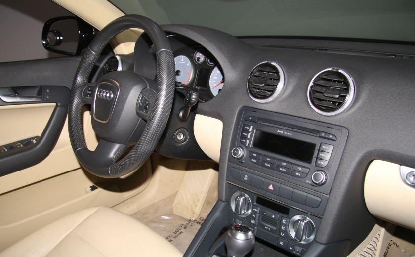 2013 Audi A3 Progressiv AUTO A/C CUIR TOIT MAGS BLUETOOTH #24