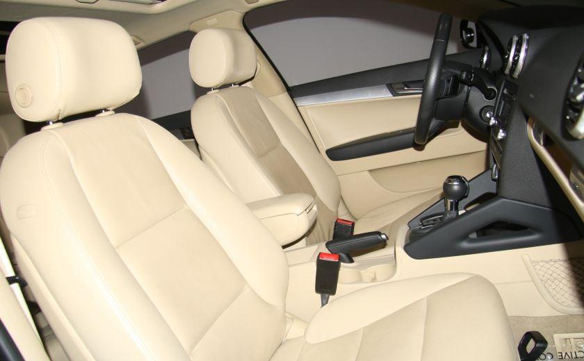 2013 Audi A3 Progressiv AUTO A/C CUIR TOIT MAGS BLUETOOTH #25
