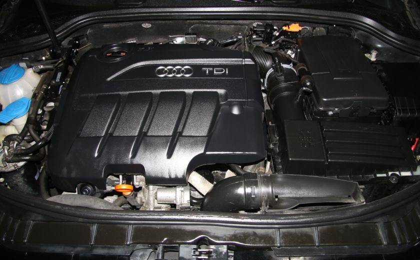 2013 Audi A3 Progressiv AUTO A/C CUIR TOIT MAGS BLUETOOTH #26