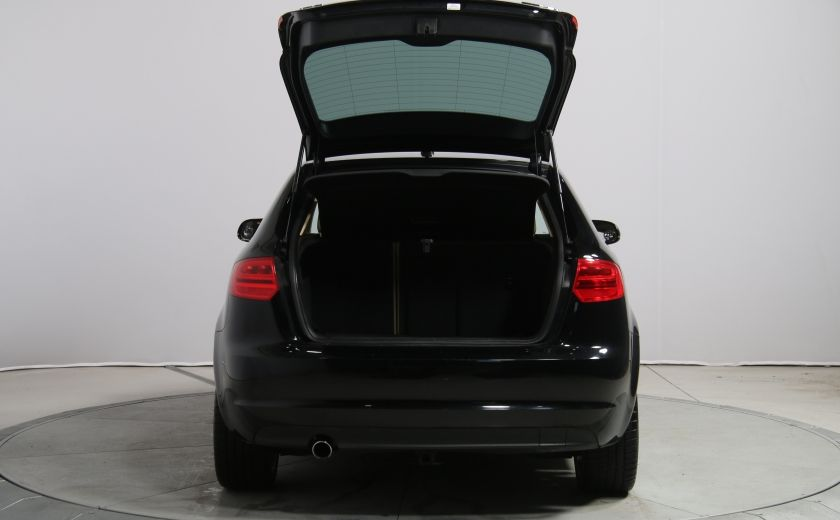 2013 Audi A3 Progressiv AUTO A/C CUIR TOIT MAGS BLUETOOTH #28