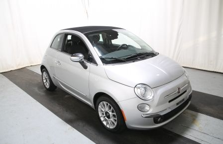 2013 Fiat 500 Lounge AUTO A/C CUIR TOIT MAGS #0