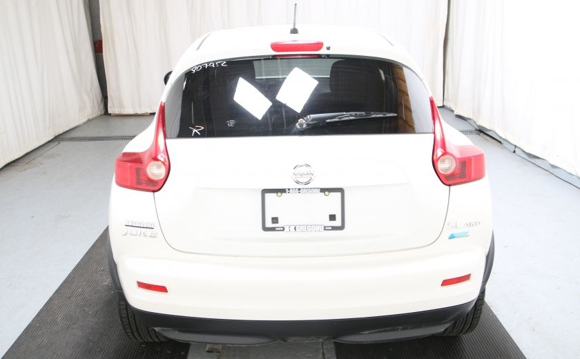 2013 Nissan Juke SL AWD AUTO A/C TOIT MAGS #4