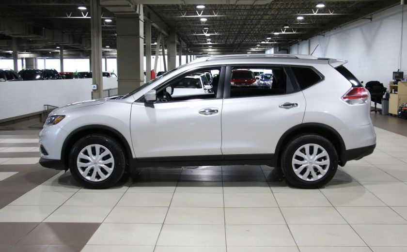 2014 Nissan Rogue S AWD AUTO A/C GR ELECT CAMERA RECUL #3