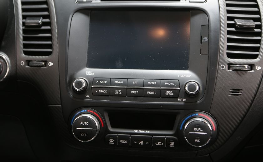 2014 Kia Forte SX AUTO A/C CUIR TOIT NAVIGATION MAGS BLUETHOOT #13