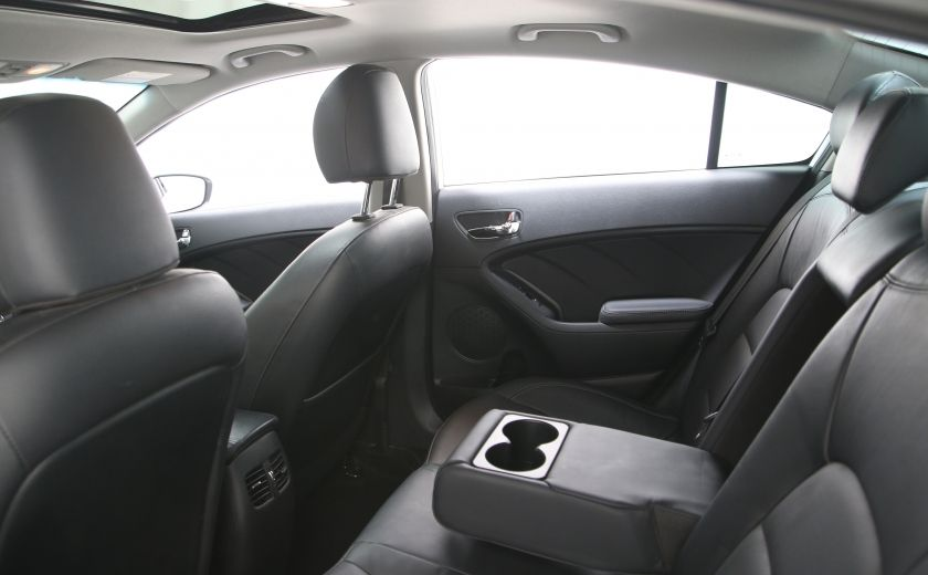 2014 Kia Forte SX AUTO A/C CUIR TOIT NAVIGATION MAGS BLUETHOOT #14