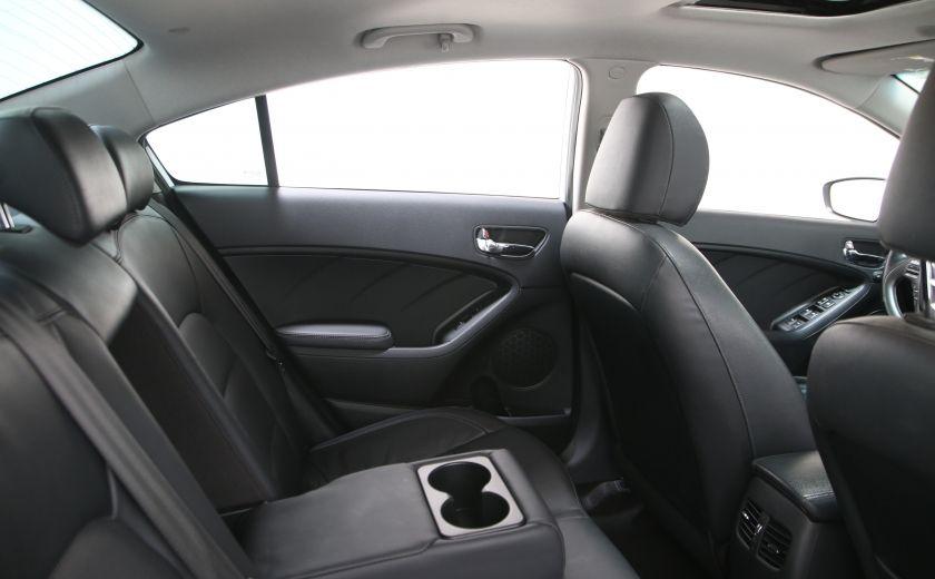 2014 Kia Forte SX AUTO A/C CUIR TOIT NAVIGATION MAGS BLUETHOOT #16