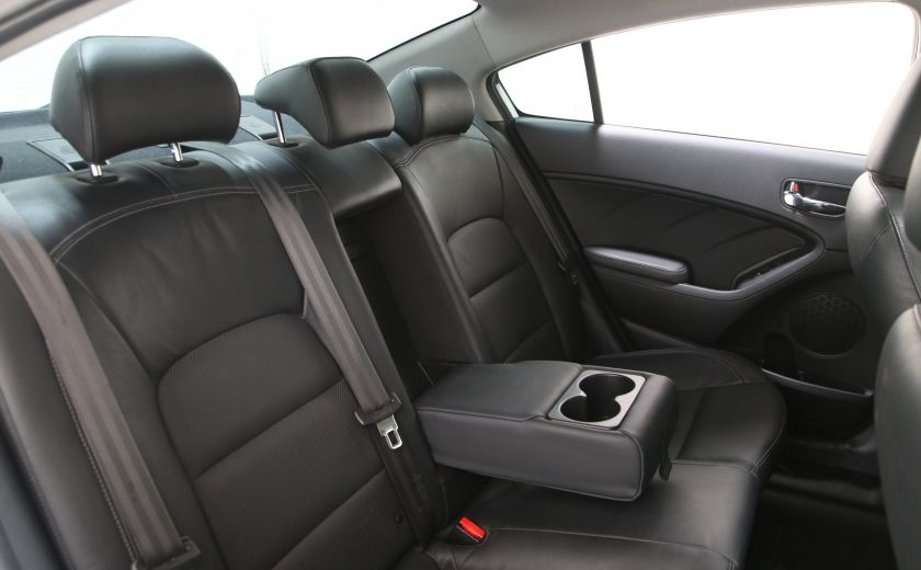 2014 Kia Forte SX AUTO A/C CUIR TOIT NAVIGATION MAGS BLUETHOOT #17