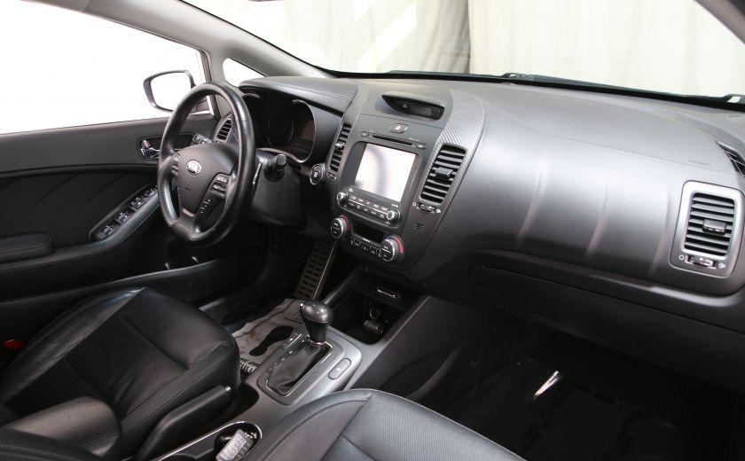 2014 Kia Forte SX AUTO A/C CUIR TOIT NAVIGATION MAGS BLUETHOOT #18