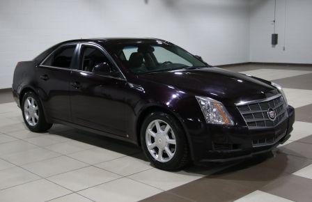 2008 Cadillac CTS w/1SA #0